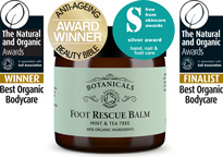 Botanicals foot balm